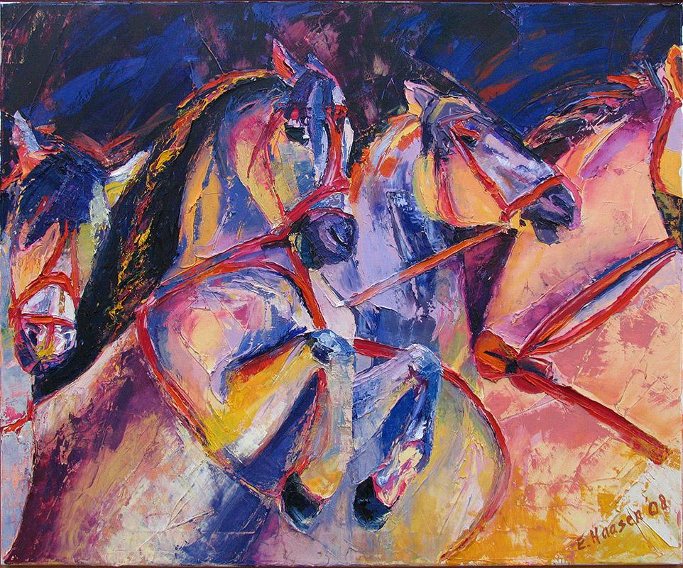 circus-paarden