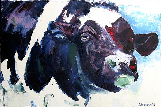 koeien-schilderij-olieverf-paletmes